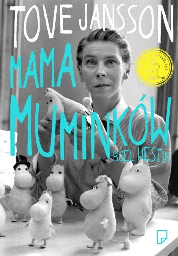 Okładka książki Tove Jansson: Mama Muminków