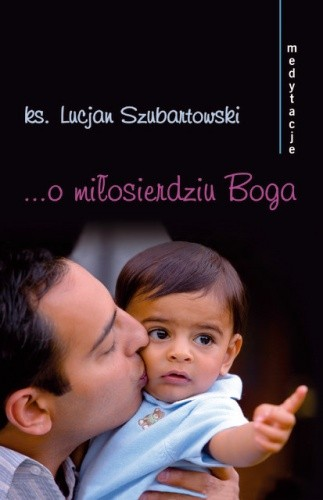 Okładka książki Medytacje... o miłosierdziu Boga