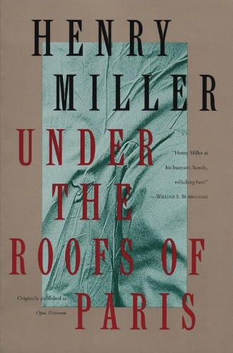 Okładka książki Under the Roofs of Paris