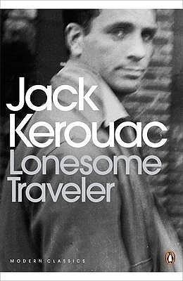 Okładka książki Lonesome Traveler