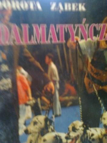 Okładka książki Dalmatyńczyki