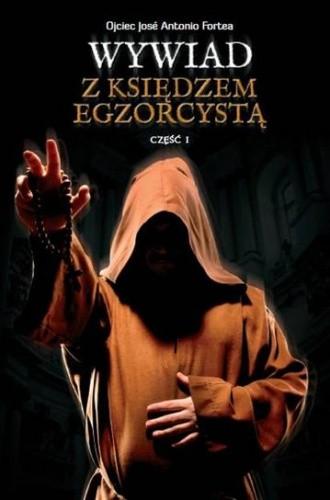 Okładka książki Wywiad z księdzem egzorcystą