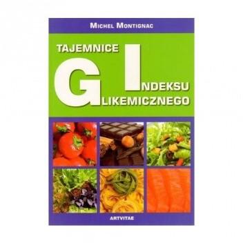 Okładka książki Tajemnice indeksu glikemicznego