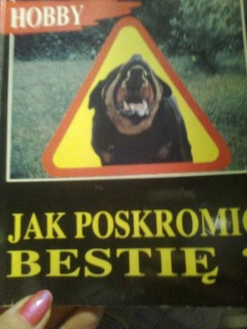 Okładka książki Jak poskromić bestię