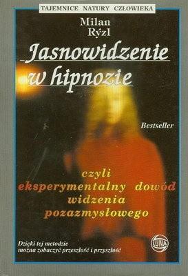 Okładka książki Jasnowidzenie w hipnozie