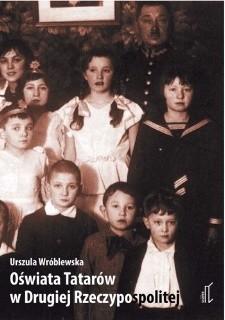 Okładka książki Oświata Tatarów w Drugiej Rzeczypospolitej