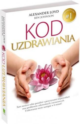 Okładka książki Kod uzdrawiania