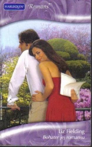 Okładka książki Bohater jej romansu