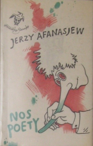 Okładka książki Nos poety. Satyry