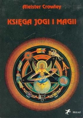 Okładka książki Księga Jogi i Magii