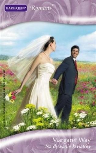 Okładka książki Na dywanie kwiatów