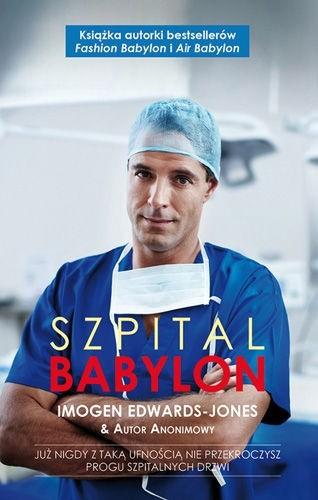Okładka książki Szpital Babylon