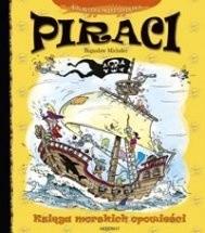 Okładka książki Piraci. Księga morskich opowieści