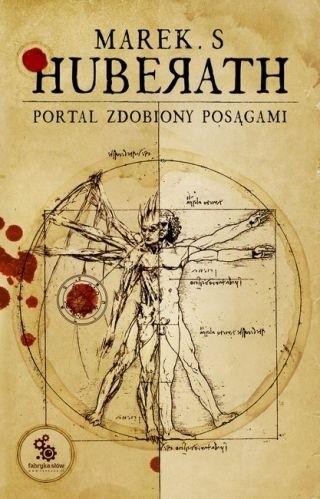Okładka książki Portal zdobiony posągami