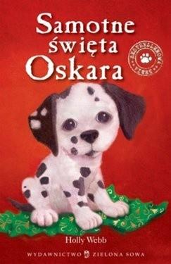 Okładka książki Samotne święta Oskara