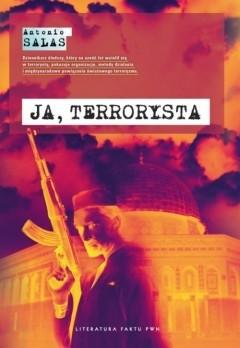 Okładka książki Ja, terrorysta