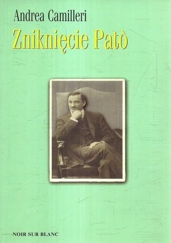 Okładka książki Zniknięcie Patò