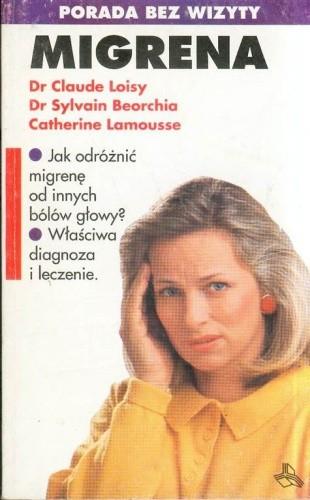 Okładka książki Porada bez wizyty: Migrena