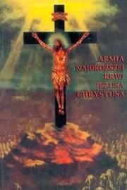 Okładka książki Armia Najdroższej Krwi Jezusa Chrystusa
