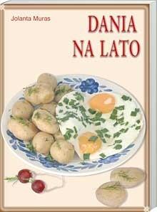 Okładka książki Dania na lato