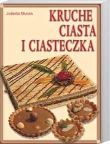 Okładka książki Kruche ciasta i ciasteczka
