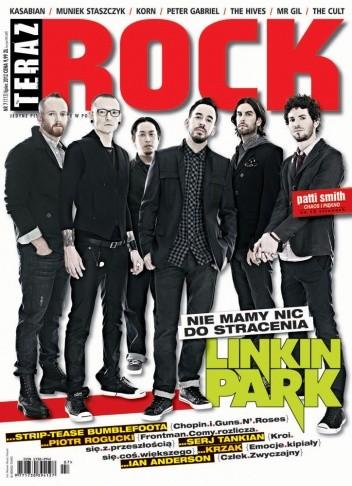 Okładka książki Teraz Rock, nr 7 (113) / 2012
