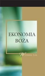 Okładka książki Ekonomia Boża
