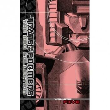 Okładka książki Transformers - The IDW Collection - volume 5