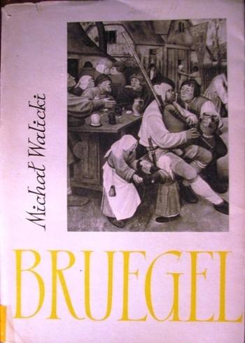 Okładka książki Piotr Bruegel