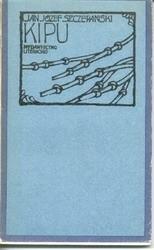 Okładka książki Kipu