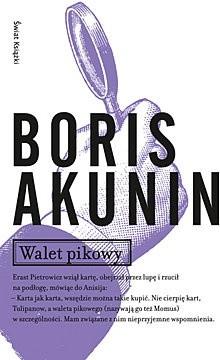 Okładka książki Walet pikowy