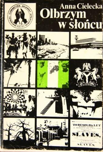 Okładka książki Olbrzym w słońcu
