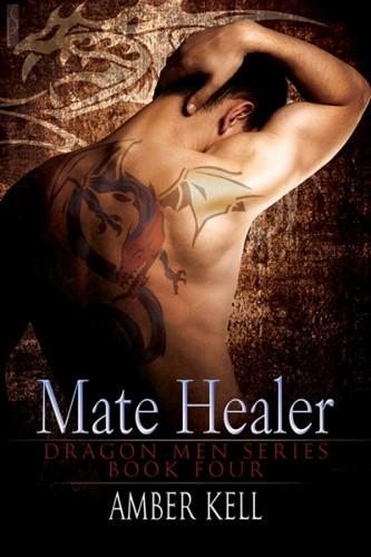 Okładka książki Mate Healer