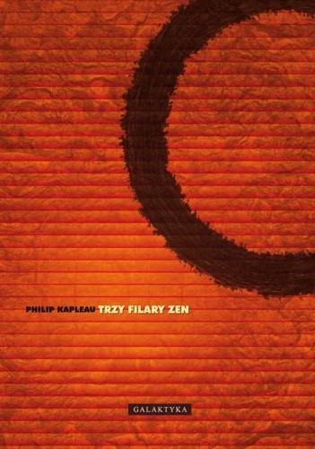Okładka książki Trzy filary zen