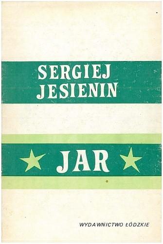 Okładka książki Jar