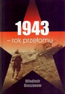 Okładka książki 1943 - rok przełomu
