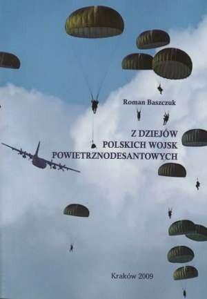 Okładka książki Z dziejów polskich wojsk powietrznodesantowych