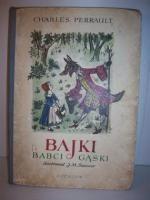Okładka książki Bajki Babci Gąski