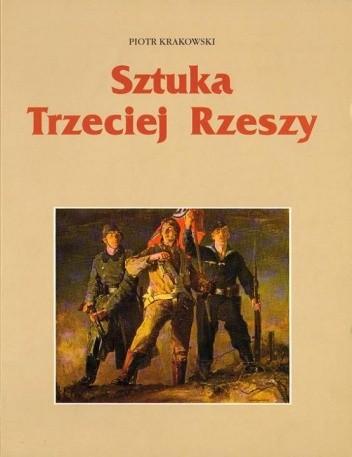 Okładka książki Sztuka Trzeciej Rzeszy