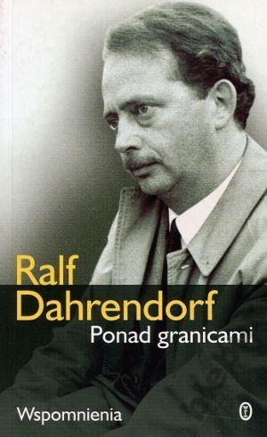 Okładka książki Ponad granicami. Wspomnienia