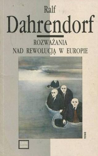 Okładka książki Rozważania nad rewolucją w Europie
