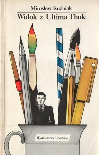 Okładka książki Widok z Ultima Thule