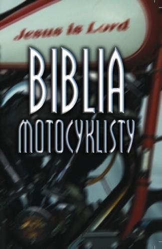 Okładka książki Biblia motocyklisty