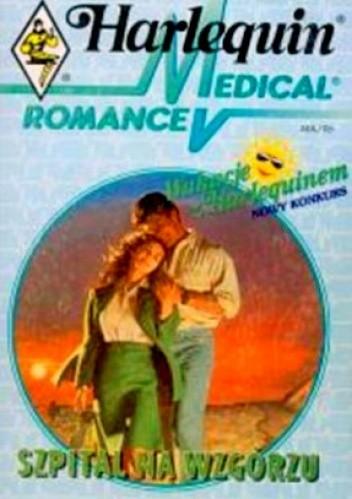 Okładka książki Szpital na wzgórzu