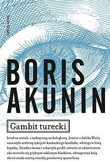 Okładka książki Gambit turecki