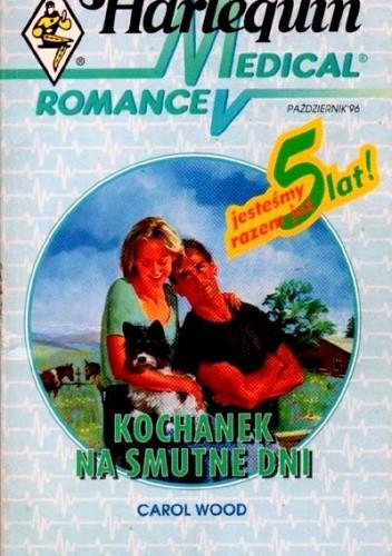 Okładka książki Kochanek na smutne dni
