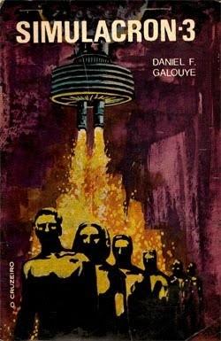 Okładka książki Simulacron-3