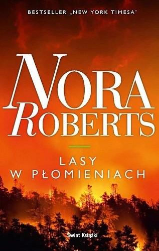 Okładka książki Lasy w płomieniach
