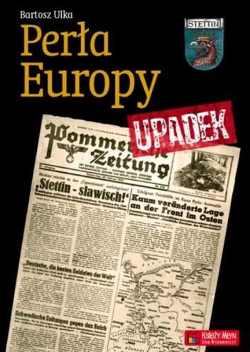 Okładka książki Perła Europy. Upadek