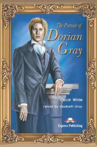 Okładka książki The Portrait of Dorian Gray (wersja uproszczona)